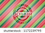 bobbin christmas colors style... | Shutterstock .eps vector #1172239795