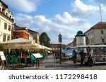 cracow krakow poland   31... | Shutterstock . vector #1172298418
