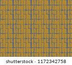 japanese kimono vector seamless ... | Shutterstock .eps vector #1172342758