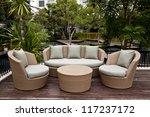 Luxury Lifestyle Sofa And Gree...
