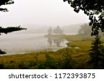 Foggy Morning On Witch Hole...