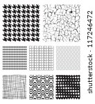 seamless repeat pattern... | Shutterstock .eps vector #117246472