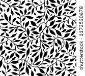 decorative seamless pattern... | Shutterstock .eps vector #1172530678