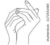 isolated vector illustration....   Shutterstock .eps vector #1172531485
