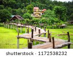 The Bamboo Bridge At Boon Ko Ku ...