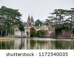 schloss laxenburg in nieder... | Shutterstock . vector #1172540035