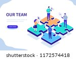 our team concept. can use for... | Shutterstock .eps vector #1172574418