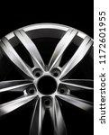 modern car aluminium alloy...   Shutterstock . vector #1172601955