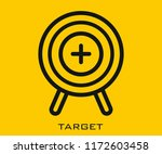 target icon signs