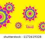innovative abstract or poster... | Shutterstock .eps vector #1172619328