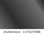 metal perforated background.... | Shutterstock .eps vector #1172673508