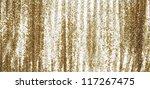 full frame gold sequins curtain ... | Shutterstock . vector #117267475