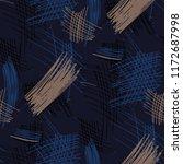 various hatches. seamless... | Shutterstock .eps vector #1172687998