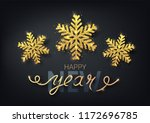 greeting card  invitation with... | Shutterstock .eps vector #1172696785