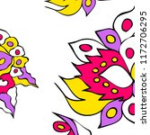 hand drawn elegant design with...   Shutterstock .eps vector #1172706295