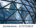 frankfurt  germany  june 6 2018 ...   Shutterstock . vector #1172723815