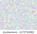 vector background from polygons ... | Shutterstock .eps vector #1172724982