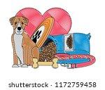 love pets design   Shutterstock .eps vector #1172759458