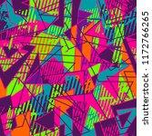abstract seamless grunge urban... | Shutterstock .eps vector #1172766265
