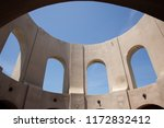 from inside the coit tower  san ... | Shutterstock . vector #1172832412
