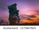 ungasan  bali   indonesia  ... | Shutterstock . vector #1172847865