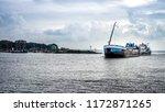 urk  the netherlands   oct. 17  ... | Shutterstock . vector #1172871265
