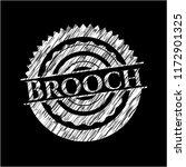 brooch chalkboard emblem on... | Shutterstock .eps vector #1172901325