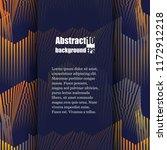 colorful musical iillustration. ...   Shutterstock .eps vector #1172912218