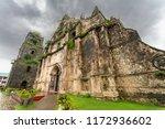 unesco world heritage site san... | Shutterstock . vector #1172936602