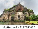 unesco world heritage site san... | Shutterstock . vector #1172936692