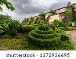 unesco world heritage site san... | Shutterstock . vector #1172936695