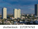panoramic afternoon view of the ...   Shutterstock . vector #1172974765