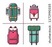 vector illustration with...   Shutterstock .eps vector #1172990335