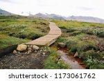 skaftafell national park... | Shutterstock . vector #1173061762