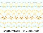 colorful horizontal pattern for ... | Shutterstock . vector #1173083935