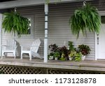 warm and welcoming southern... | Shutterstock . vector #1173128878