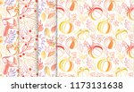 Collection Of Autumn Patterns...