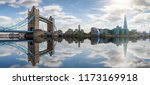 panoramic view of the skyline... | Shutterstock . vector #1173169918