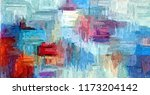 abstract background texture... | Shutterstock . vector #1173204142