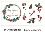 vector design elements set.... | Shutterstock .eps vector #1173226708