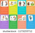 photographers banners  wedding... | Shutterstock .eps vector #1173255712