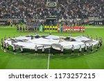 thessaloniki  greece   august... | Shutterstock . vector #1173257215