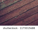 vintage wooden surface covered... | Shutterstock . vector #1173315688