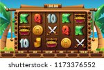 playing field slots game for...   Shutterstock .eps vector #1173376552