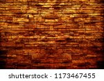 grunge wall background | Shutterstock . vector #1173467455