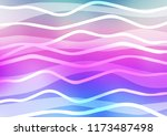light multicolor  rainbow... | Shutterstock .eps vector #1173487498