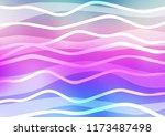 light multicolor  rainbow... | Shutterstock .eps vector #1173487498