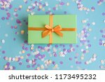festive holiday new year and... | Shutterstock . vector #1173495232