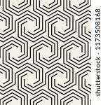 vector seamless pattern. modern ... | Shutterstock .eps vector #1173508168