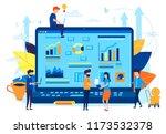 modern vector illustration ... | Shutterstock .eps vector #1173532378